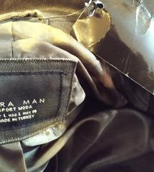 Zara muški slim mantil M / L