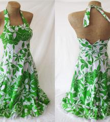 Retro letnja haljinica XS