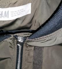 BOMBER H&M JAKNA 146