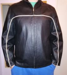 Kozna jakna- Muska XL