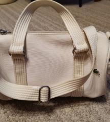 Lacoste Original bela torbica akcija 1500