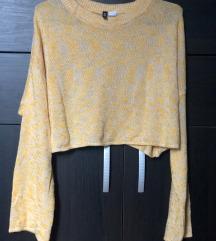 H&M ženski končani džempee
