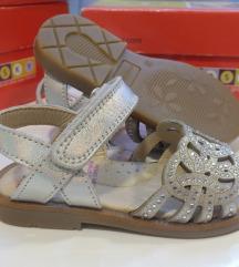 Pablosky kozne sandale sa cirkonima, nove, br.20
