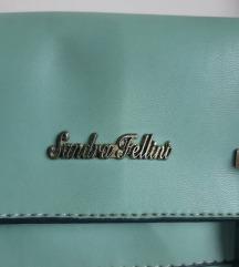 Mint plava torbica