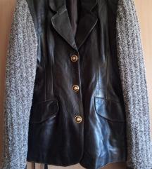 Kozni sako jakna