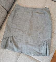 Siva suknja, Vel. S