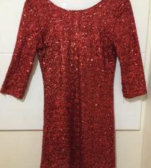 Crvena haljina NOVO