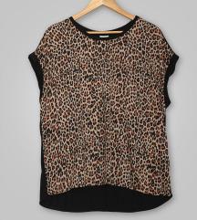 Peppercorn ženska majica leopard print