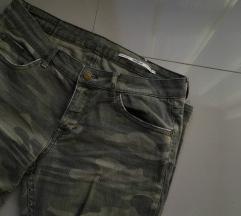 Vojnicke zara pantalone