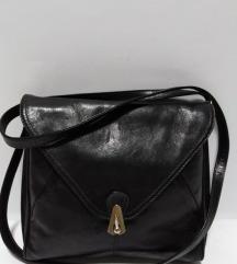 Italy kožna torba 100%prirodna koža 23x22