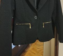 Crni sako S vel.