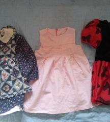 3 haljinice 900 din.