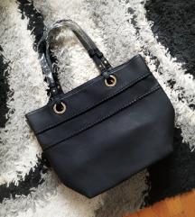 NOVA velika crna torba, sa etiketom