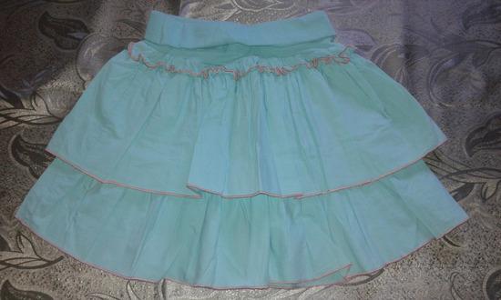 Tirkizna suknjica br.116