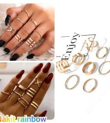 💙Set prstenja