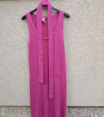 Tezenis roze haljina, veličina M