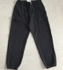 Zara teget pantalone,vel.140