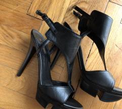 Savršene kozne sandale nove 39