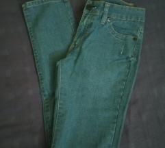 Nove svetlo teksas pantalone
