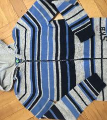 Nov Benetton dzemper- jakna