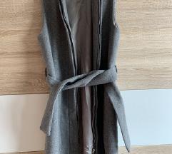 Zara basic kaput bez rukava