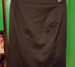 Crna suknja novo 36