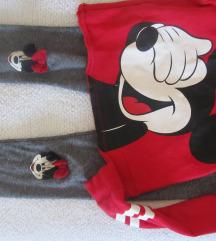 H&M Disney Mickey + Minnie Mouse, 7-10 god.