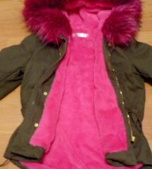Zimska jakna sa krznom  K.Zell