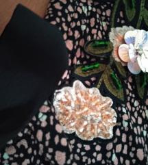 Haljina od viskoze PS Fashion