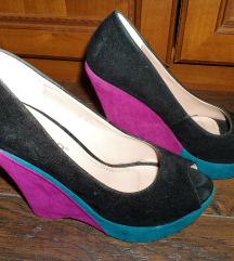 Cipele na platformu Alter br.37-Kao NOVO