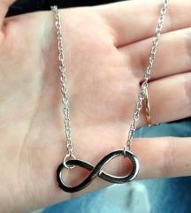 💜Infinity ogrlica
