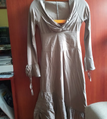 Bez pamucna leprsava haljina Rasprodaja