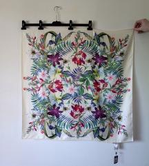 UJA svilena dizajnerska marama NOVO