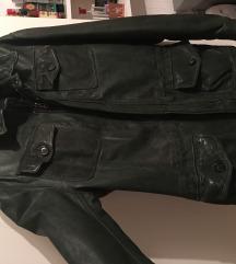 Leonardo muska kozna jakna