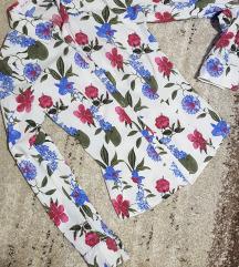 Nova cvetna kosuljica strukirana snizeno