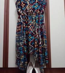 Boho asimetricna haljina ❤