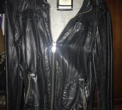 Unisex kozna jakna