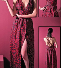 Duga haljina po meri