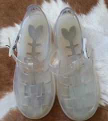 Gumene sandale za decu