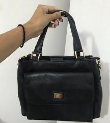 Teget kozna torbica