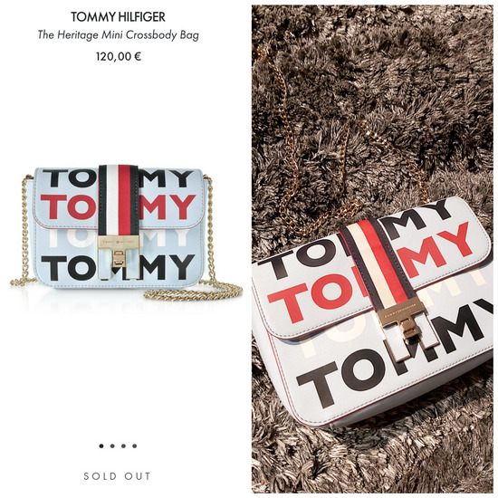 TOMMY HILFIGER original tasna