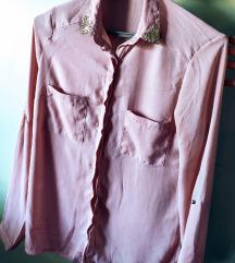 Puder roze kosulja