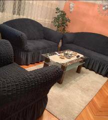 Rastegljivi prekrivaci za trosed,dvosed i fotelju