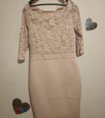 ORSAY haljina sa cipkom (nova)