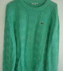 Lacoste vintage knit