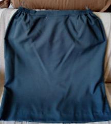Kvalitetna Suknja od Vune