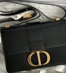 Dior crna torbica