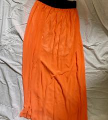 Letnja leprsava dugacka suknja 💥