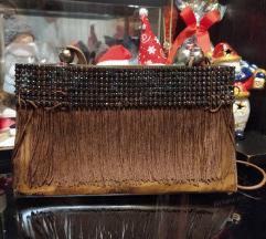 Kožna italijanska torbica