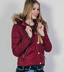 Italijanska zimska jakna sa kapuljacom XL